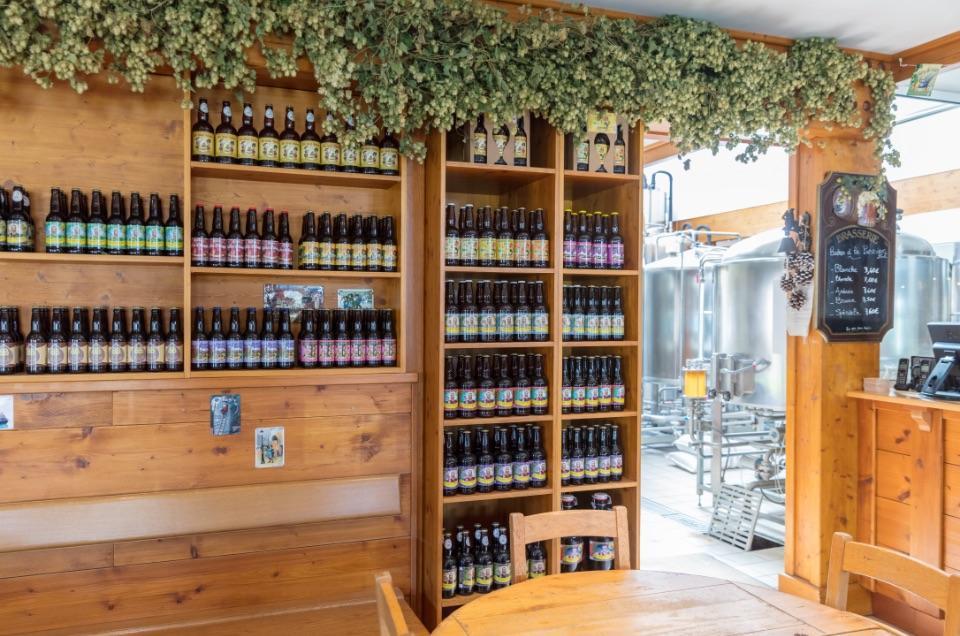Locaux Bière Artisanale La Saint Pierre