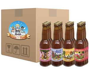 Saint-Pierre Pack Fruits (12x33cl)