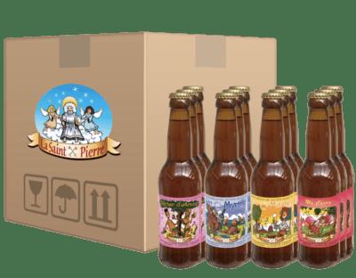 Pack Fruits de la bière La Saint Pierre