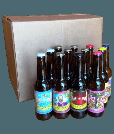 Pack Découverte de la bière La Saint Pierre