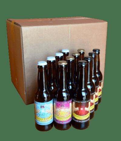 Pack Dégustation de la bière La Saint Pierre