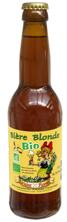 Saint-Pierre Bio Blonde