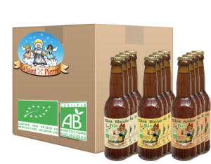 Saint-Pierre Pack Bio (12x33cl)