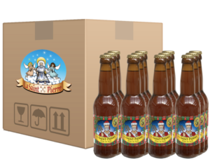 Saint-Pierre Pack Noël (12x33cl)
